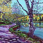'HEAVEN' (Bass Lake, NC) by Jerry Kirk