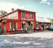 Old Country Store by James Brotherton