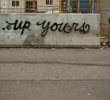 Up Yours by Syx Langemann