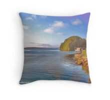 Bamfield dayz Throw Pillow