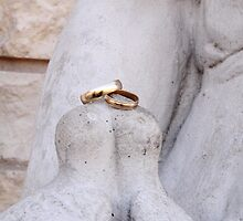 With this ring by Olivia Moore
