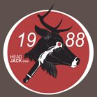 Head Jack Racing (Red) by Casey LaLonde