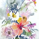 Spring Posy by Marie Theron
