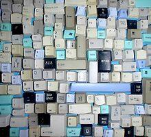 computer keys by teganmorley