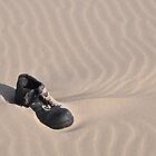 Lonely Shoe  by sylentbob
