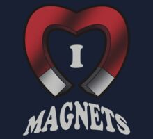 I Love Magnets Kids Clothes