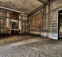 La grande salle by Zora
