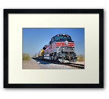Union Pacific #1996 Framed Print