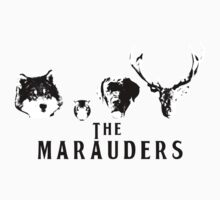 The Marauders ( White Version) by pirateprincess
