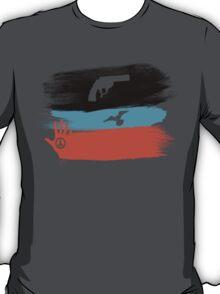 Guns and Peace - T-Shirt T-Shirt