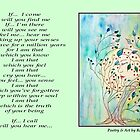 If... Poetry in Art by Robin Monroe