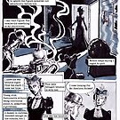 Sherlock Holmes Noir, part 1 by Krystal Frazee