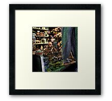 I want them all... and i want them now... Framed Print
