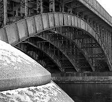 Longfellow in the Snow by Carl Licence