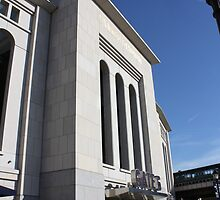 Yankee Stadium by lighthousegrphx