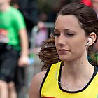 24 Miles London Marathon by cameraimagery2