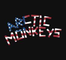 Arctic Monkeys - America by 0llie