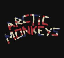 Arctic Monkeys - United Kingdom by Ollie Vanes