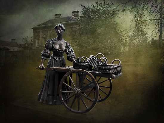 Molly Malone by Carol Bleasdale