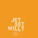 Jet Set Willy by Martin Millar