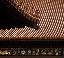The Forbidden City, Beijing by Matthew Walters