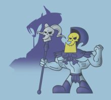 The Grim Adventures of Skeletor by popnerd