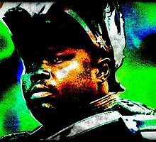 MARCUS GARVEY,JR by OTIS PORRITT