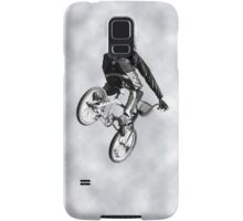 Biking Big Air  Samsung Galaxy Case/Skin