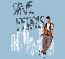 Save Ferris! by Aroll510