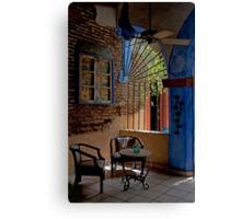 Cantina Corner Canvas Print