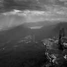 Boroka Lookout - Grampians National Park by Timo Balk