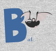 b for bat Kids Clothes