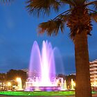 Colorful Fountain by photoshot44