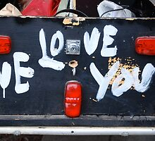 We Love You by Barry Elkins