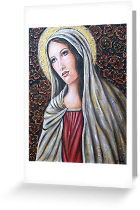 Our Lady of Grace by Tahnja