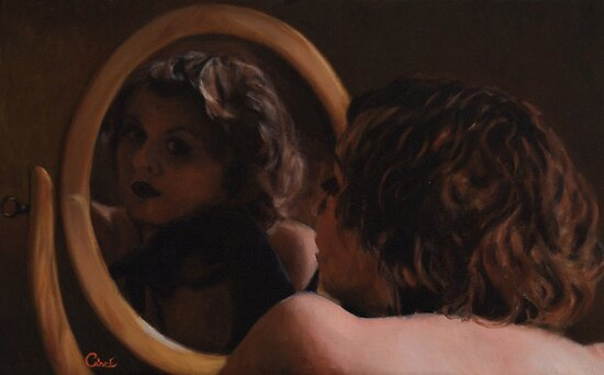 Mirror-mirror by joellecirce