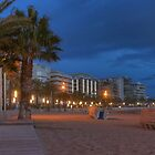 Salou at Dusk by photoshot44