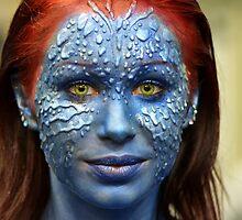 Im Blue for You by Linda Cutche