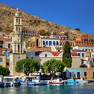 Agios Nikolaos Church by Tom Gomez
