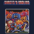 Ghosts 'n Goblins by vidyagames