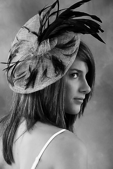 The hat by Gerard Rotse