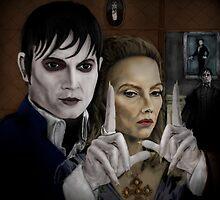BARNABAS & ELIZABETH  by Ray Jackson