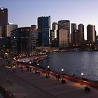 Sydney Harbor by AHakir