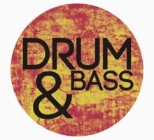 Drum&Bass (fire) ON SALE by DropBass