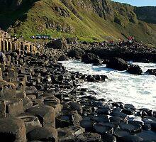 Giants Causeway Ireland by andypatt