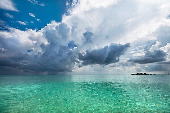 Get Lost. Maldivian Scenery by JennyRainbow