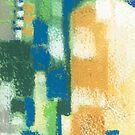 Coat of many colours by Maxine Dodd