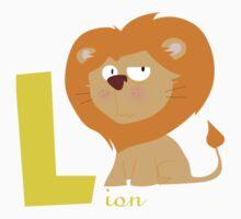 l for lion Kids Clothes