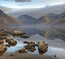 Wastwater..Changing Moods by VoluntaryRanger