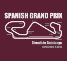 Spanish Grand Prix (Dark Shirts) by oawan